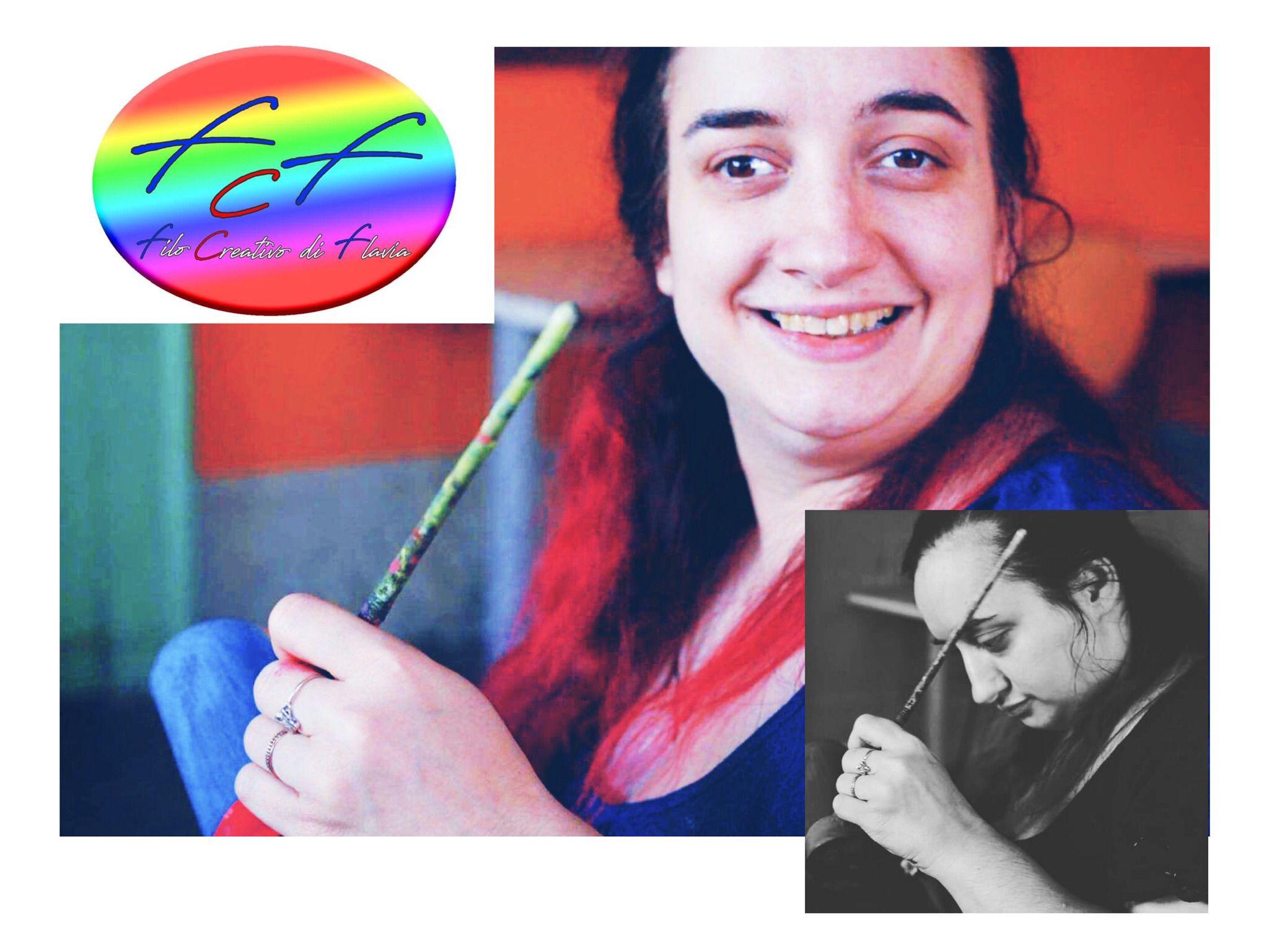 """Far rinascere le cose per far rinascere le persone. """"Il filo creativo di Flavia"""" - Featured image"""