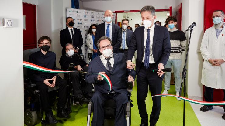 NeMOLab, il primo polo italiano di innovazione tecnologica per le malattie neuromuscolari e neurodegenerative - Featured image