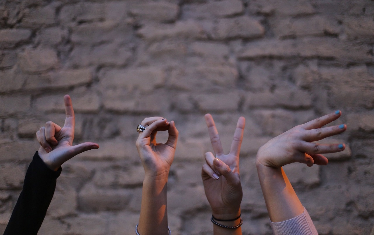 Riconoscimento della Lingua dei segni italiana e della Lingua dei segni italiana tattile - Featured image