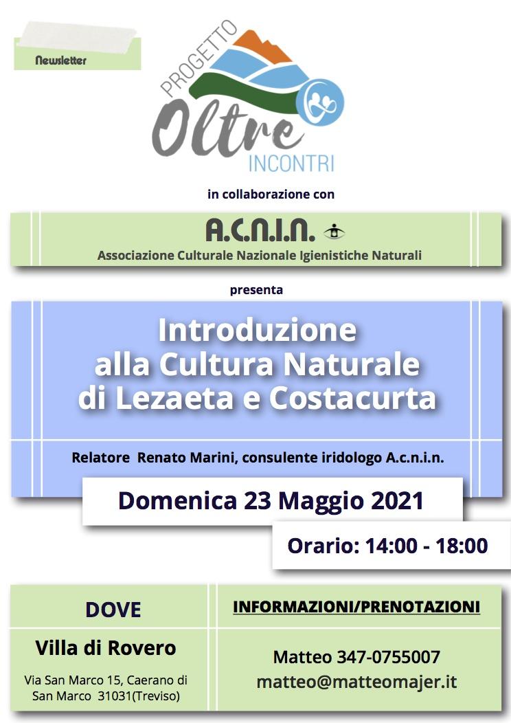 Introduzione alla Cultura Naturale di Lezaeta e Costacurta - Featured image